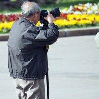 увлеченный фотограф или хобби на всю жизнь :: Олег Лукьянов