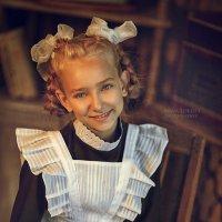Школьница из прошлого :: Анна Локост