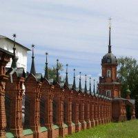Волоколамский кремль :: Владимир Безбородов