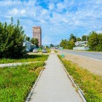 последние прогулки по летним улицам :: Света Кондрашова