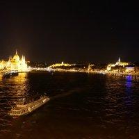 Ночной Будапешт :: Алёна Савина