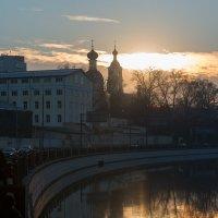 Яуза :: Сергей Мигунов