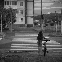Переход :: Катерина Дмитриева