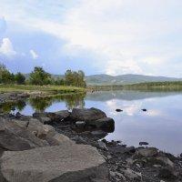 Река Зея, Амурская область. :: Александр Бормотов