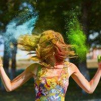 Движение красок :: Антон Бегеба