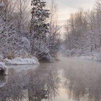 Нежно-снежное :: Олег