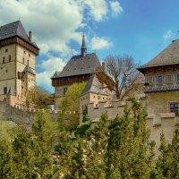 Замок Карлштейн, Чехия :: Priv Arter