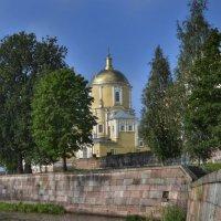 Церковь Нила Столобенского. :: Галина Galyazlatotsvet