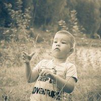 Эмоции детские :: Anna Enikeeva