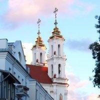 Вознесенская церковь Витебск :: Наталья Золотова