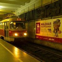 Волгоградское метро :: Victor SVT