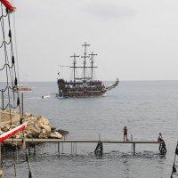 На средиземном :: Михаил Кашанин