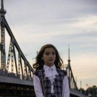 Девочка Алёна :: Марина Марамыгина