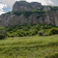 Гора (скала) Шоана... :: Юлия Бабитко