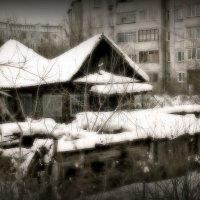 Урбанизация :: Гриша  6х9 или 9х12