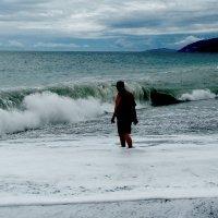 Море по колено..... :: Валерия  Полещикова