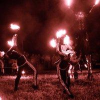 Укрощение огня :: Андрей Куприянов
