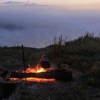 Мой костер в тумане светит... :: Ирина Приходько