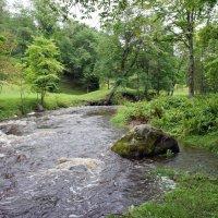 Река Пюхайыга («святая река») :: Елена Павлова (Смолова)