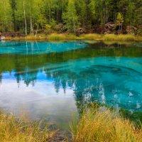 Гейзерное озеро :: Иван Янковский