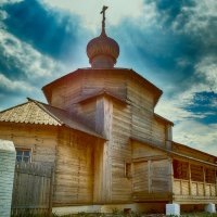 Троицкая церковь :: Николай Николенко
