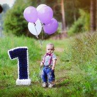 день рождения :: Олька Никулочкина