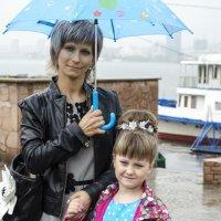 Под зонтом :: Виктория Большагина