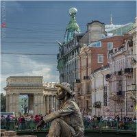 Один в большом городе :: Борис Борисенко