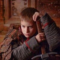 Юный воин :: Вероника Саркисян
