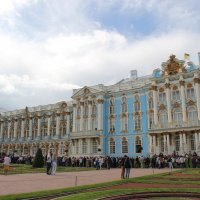 Большой Екатерининский дворец :: Лиза Игошева