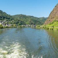 Прогулка по реке Мозель :: Witalij Loewin