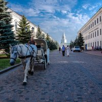 На территории Кремля :: Вера