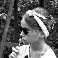 Юная красавица :: Виктория Белова