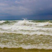 Море волнуется :: Виктор