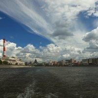 Опережая облака :: Сергей