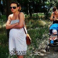 Взрослые и дети :: Нина Корешкова