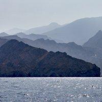 Оманские берега :: Сергей Рычков