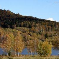 Осенний пейзаж :: Наталия Гагарина