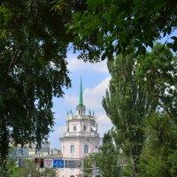 Старый центр Алма-Аты. :: Anna Gornostayeva