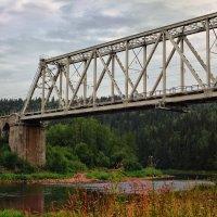 Мост :: Вячеслав Ложкин