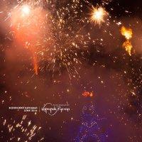 Вселенский карнавал огня 2016 :: Руслан Комаров