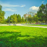 прогулка по парку в солнечные деньки лета :: Света Кондрашова
