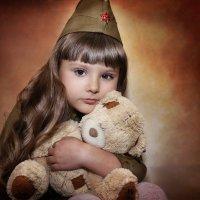 Мишка,не бойся! :: Екатерина Волк