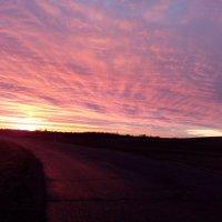 Рассвет похожий на закат :: Денис Samuila