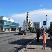 Город :: Евгений Дубинский
