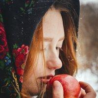 Настенька :: Анастасия Капустина