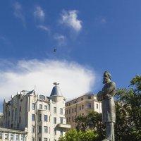 Дом на Остоженке :: Владимир