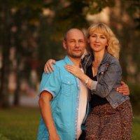 Сестра с мужем :: Элен Шендо
