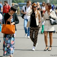 уличная мода :: Олег Лукьянов