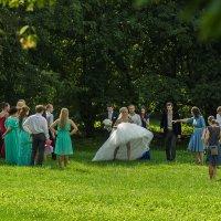 Решительная невеста :: Игорь Герман